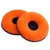 Headphone Earpad Set Velour S orange