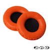 Zomo Headphone Earpad Set PVC L orange