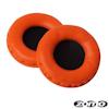 Headphone Earpad Set PVC L orange