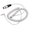 Headphone SpiralCable HD-120 white
