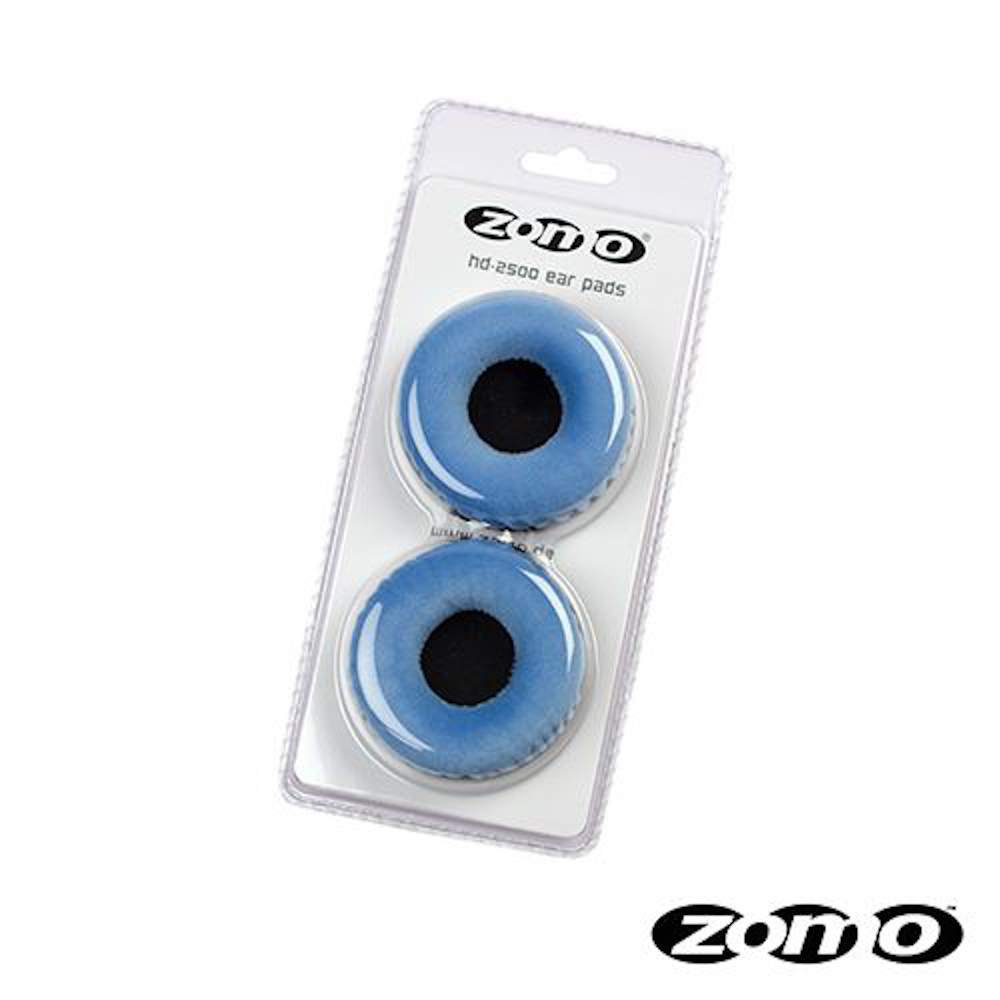 Zomo Headphone Earpad Set HD-2500 velour blue