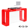 Zomo Deck Stand Berlin MK2 red single