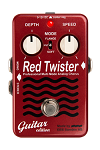 Red Twister Guitar Edition