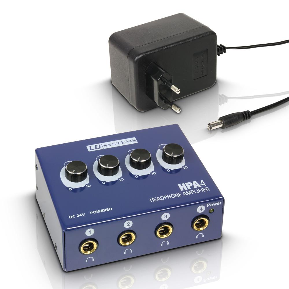 HPA4 Headphone Amplifier