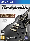 Ubisoft Rocksmith PS4 w/Cable