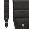 M80 Guitarstrap Betty Sharkskin Black Short