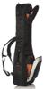 M80 Dual Bass Guitar Case Jet Black