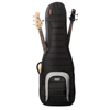 M80 Dual Electric Guitar Case Jet Black