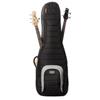 M80 Dual Electric Guitar Case Jet Black