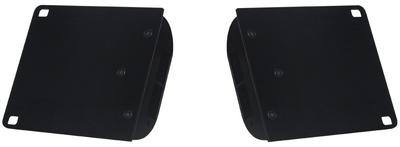 Warwick Rack Ears for LWA 1000 Black
