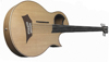 Warwick Alien Acoustic Bass 5 Prefix Fretless