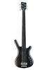Rockbass Corvette Basic 5 act OFC Black Fretless
