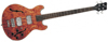 Star Bass II 4 Bubinga Satin Natur