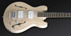 Star Bass II 4  Natural Satin   CHR