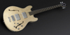Star Bass II 4 Flamed Maple Satin Natur
