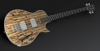 Star Bass Single Cut 4 Natural Satin HTA