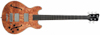 Star Bass II 5 Bubinga Satin Natur