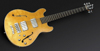 Star Bass II 5 Flamed Maple Satin Natur