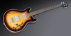 GPS StarBass 4 Vintage Sunburst Left