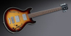 GPS StarBass 5 Vintage Sunburst Left