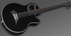 RB ALIEN Standard 4 Black HP Fretless