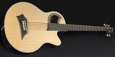 Warwick RB ALIEN Standard 5 Natural HP CHRO