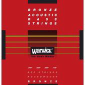 Warwick Warwick Red Bronze 4 Acoustic Bass Strings
