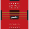 Warwick Red Bronze Acoustic Bass LongScale
