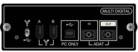 Soundcraft Si Multi Digital Firewire/USB/ADAT