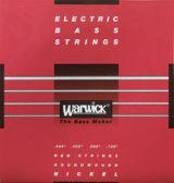 Warwick Warwick Red Strings Nickel 4 XL