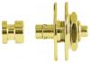 Warwick Security Straplocks 1 Set  Gold