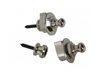 S-Type Security Locks 1 Set Nickel