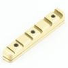 JUST A NUT III Brass, 6 string - 55mm left