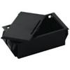 Battery comp w lid, 1 x 9V