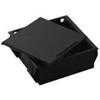 Battery comp w lid, 2 x 9V