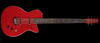 56 Single Cutaway Baritone Red