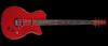 56 Single Cutaway Baritone Red