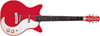 Danelectro 59 M New Old Stock Guitar Red