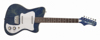 67 Heaven Guitar Alligator Blue