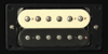 Antiquity JB Humbucker Pickup (Zebra)