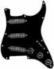 Seymour Duncan Pickguard STK-S10PGD YJM Fury Black