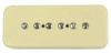 Seymour Duncan STK-P1n P90 Soapbar Stack Crm LLT