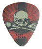 Rock Demon Mousepad RMP-11 Pick Bone Skull