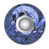 Strap-Locks Blue Skull