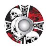Strap-Locks Iron Skull