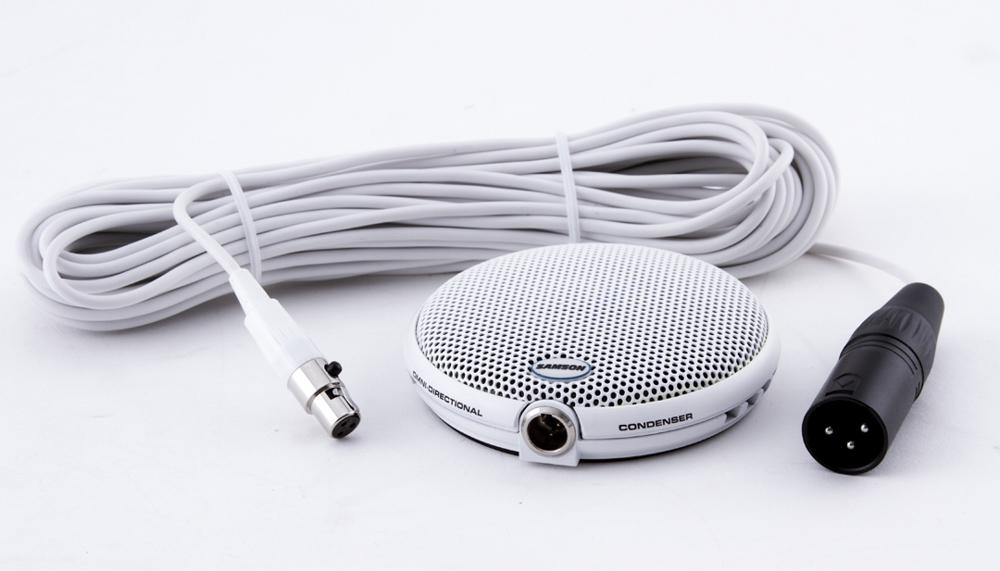 Samson CM11B-WHITE