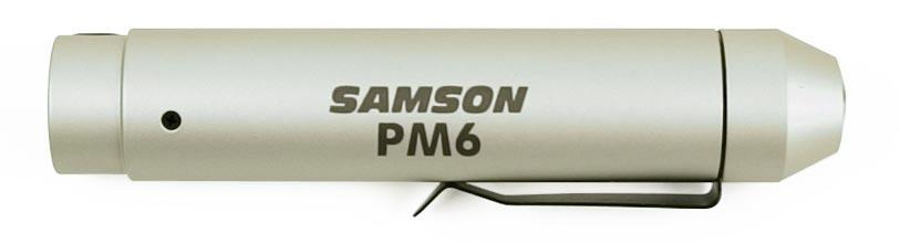 Samson PM6