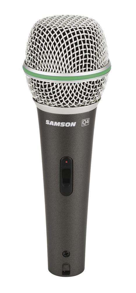 Samson Q4 CL