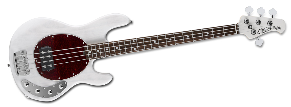 Sterling By Music Man RAY34-TWB