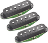 Fluence 3 Pickup Set For Strat, Black